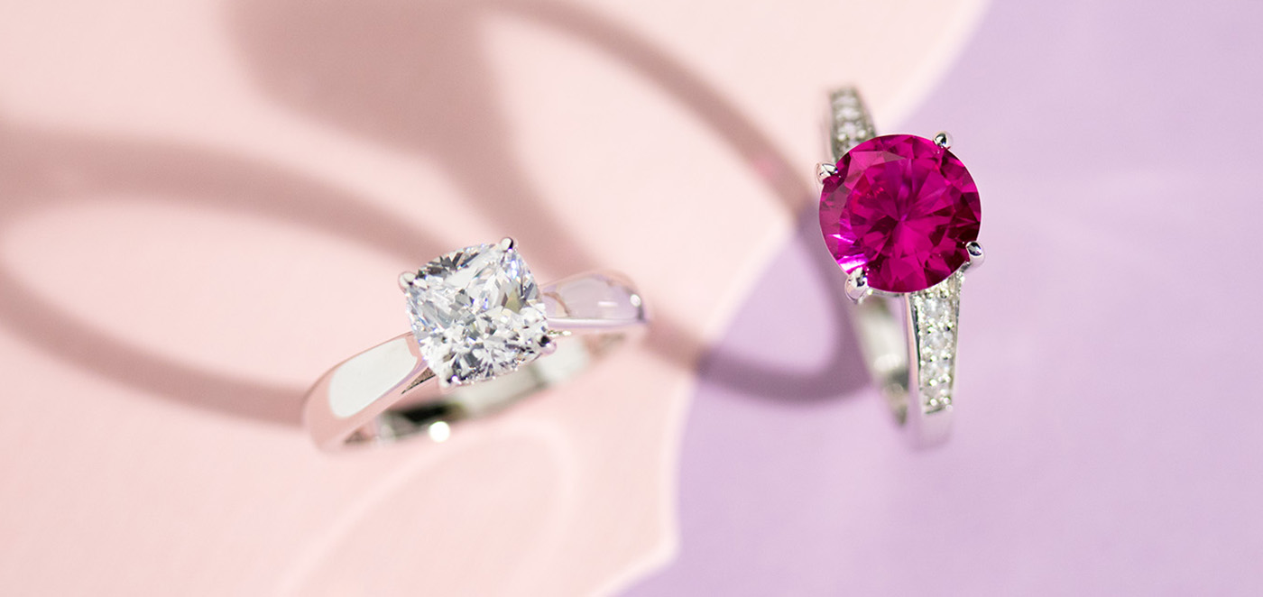 Spring Picks from Charles Winston for Bella Luce Collection