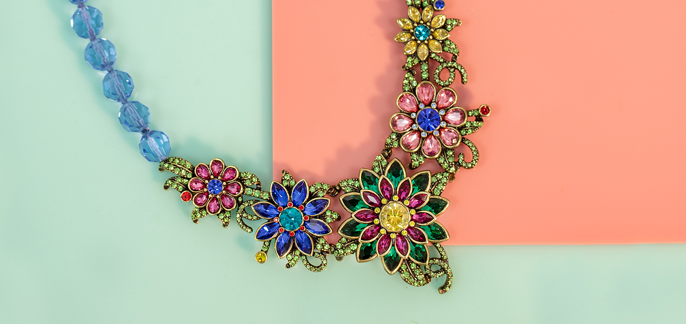 Floral Jewelry Trends